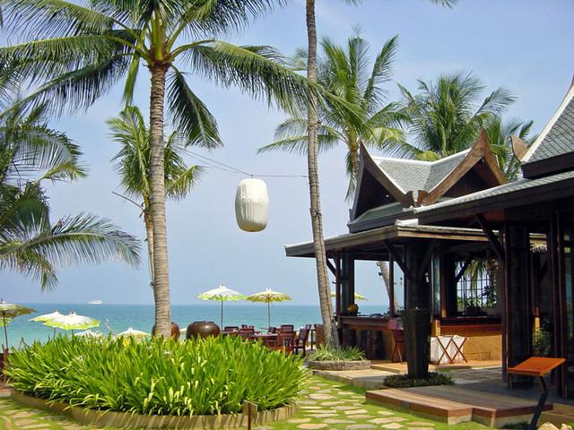курорт тайланд фото